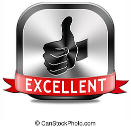 excellent perfect and awesome success great performance...