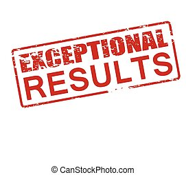 Exceptional results