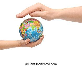 excepto, nuestro, futuro, niños, mundo