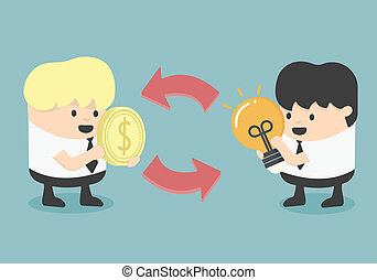 Exchange and trade