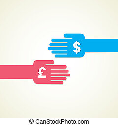 exchange money