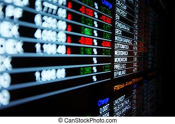 exchange rate on the big desk