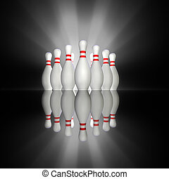 excitation, bowling