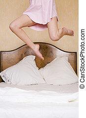 excitation, chambre à coucher