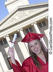 Graduate - Excited Graduate