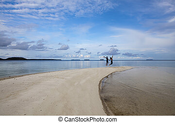Excitement on the Beach Karimunjawa - Excitement on the ...