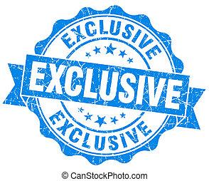 Exclusive Grunge Stamp