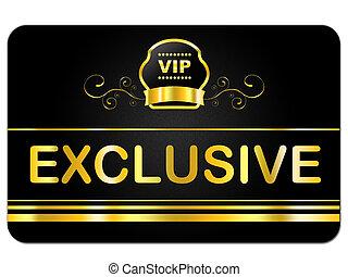 exclusivo, medios, muy, persona, calidad de miembro,...