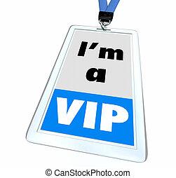 exclusivo, muy, ejecutivo, ilustración, persona, vip,...