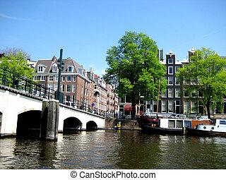Excursion on kingdom Netherlands