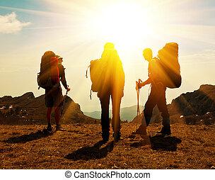 excursionismo