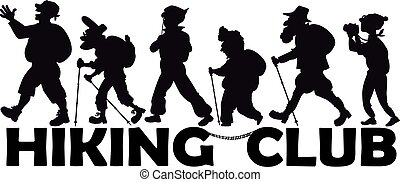 excursionismo, club, 3º edad