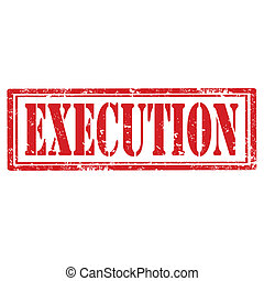 Execution-stamp