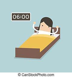 executiva, acorde-se, early.