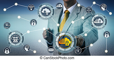 Executive Implementing Cloud Computing Security