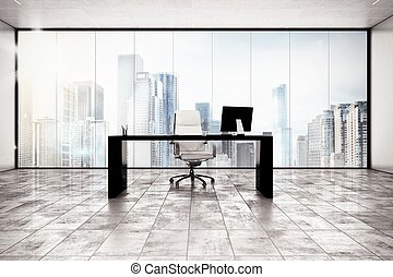 Executive office - Luxury executive office with city view...