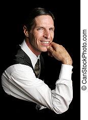Executive Portrait - confident