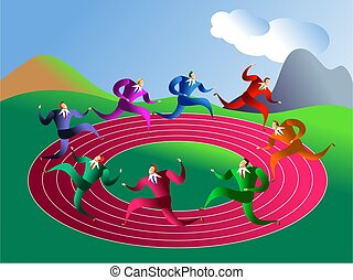 executive race