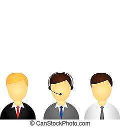 executivo, ícone