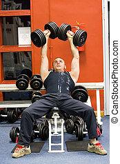 exercícios, condicão física