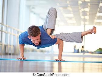 exercice, difficile