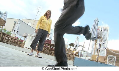 exercice forme physique