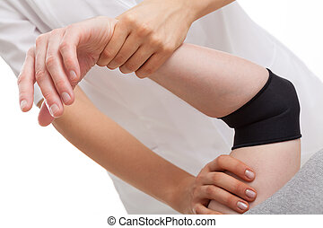 exercices, physiothérapie