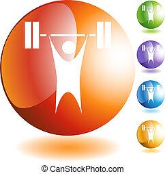 Exercise Stick Figure