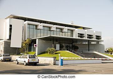 exhibition convention hall and center Ajaccio Corsica