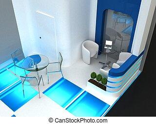 Exhibition Stand Interior / Exterior Sample - Exhibition ...