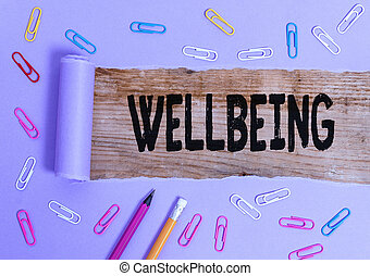 existence, condition, écriture, wellbeing., projection,...