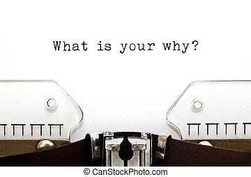 existencial, qué, pregunta, su, por qué