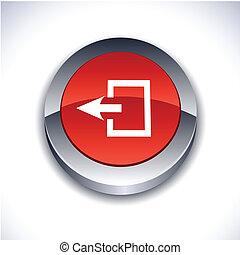 Exit 3d button.