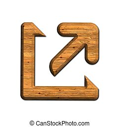 Exit icon.