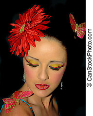 Exotic Beauty 2 - Exotic Make Up