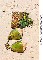 exotic fruit