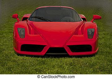 Exotic Italian Sports Car 11