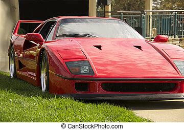 Exotic Italian Sports Car 2