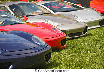 Exotic Italian Sports Car 4