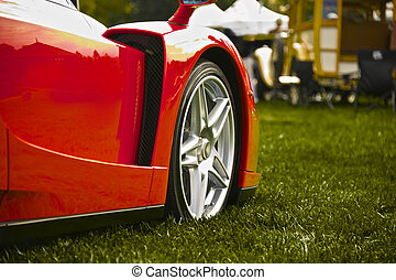 Exotic Italian Sports Car 5