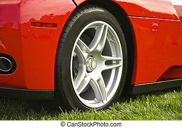 Exotic Italian Sports Car 6