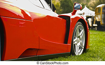 Exotic Italian Sports Car 7
