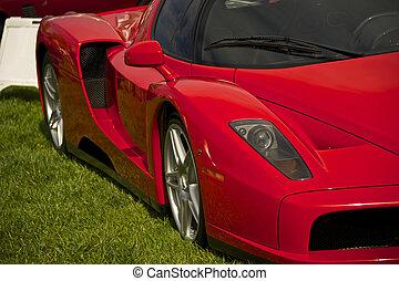 Exotic Italian Sports Car 8