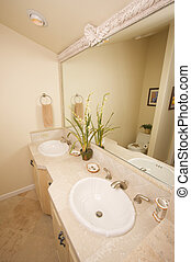 Exotic Marble Bathroom