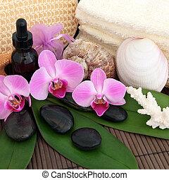 Exotic Spa Treatment