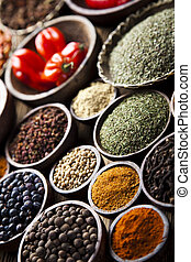 Exotic Spices