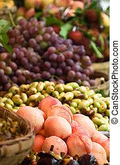 exoticas, sortimento, (2), frutas