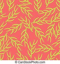 exotische , neon, seamless, florals, kleuren, achtergrond
