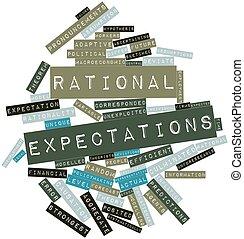 expectations, racional