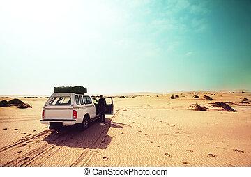 Namib - Expedition in Namib desert